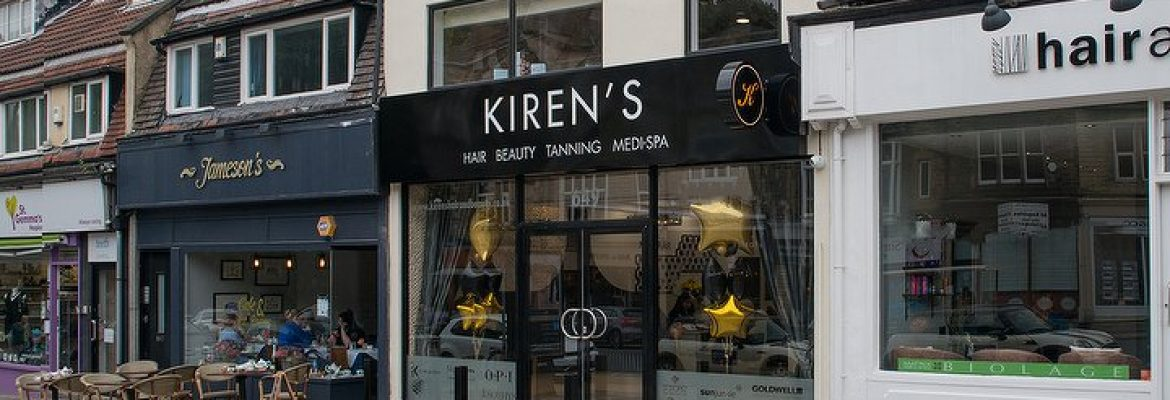 Kiren's Hair & Beauty Oakwood
