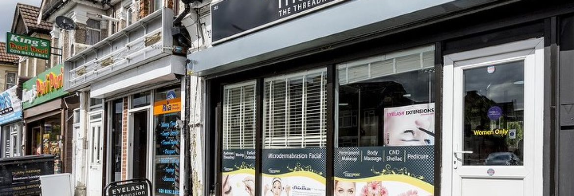 Mesmereyes The Threading Clinic